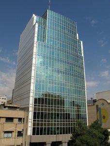 برخ بخارست بانک سامان