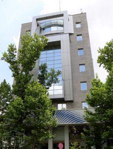 ساختمان مرکزی بانک سامان